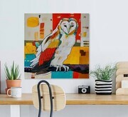 Virtual Gallery - What a Hoot